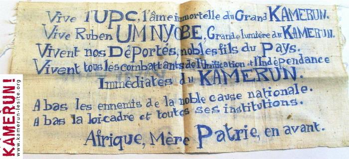 Cameroun 1955-1962: la guerre cachée de la France en Afrique – par David Servenay